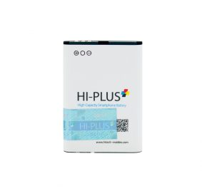 HI-PLUS  Mobile Battery For MIcromax X103 1800 mAh (White)