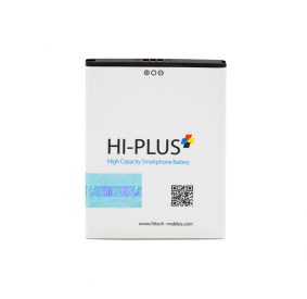 HI-PLUS Mobile Battery For LAVA IRIS X5 1800 mAh (White)