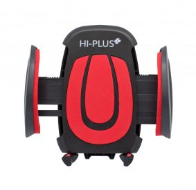 HI-PLUS H01 Car Mobile Holder Windshield (Red)