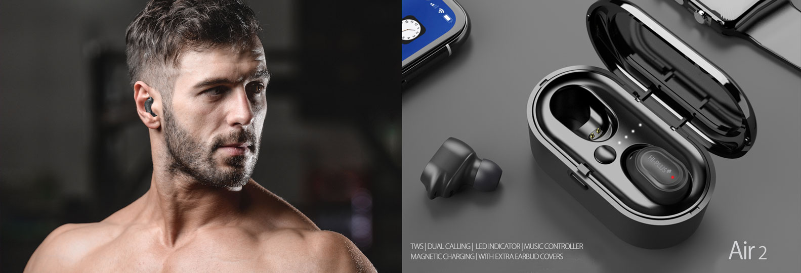 Mobile Accessories shop of Bluetooth headphone, headset