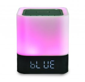 HI-PLUS Wireless HiFi Speaker with Touch Lamp