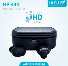 HI-PLUS AIR 2 Wireless Earbuds with Mic
