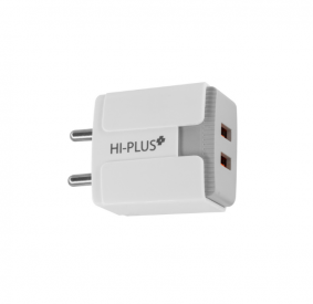 HI-PLUS Quick USB Mobile Charger Adapter With USB Cable