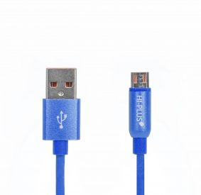 HI-PLUS H24 Fast Charging Data Cable with Android PIN
