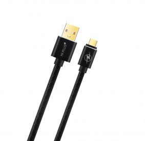 HI-PLUS Starry-2 Fast Charging 3 AMP 1M USB C Type Cable