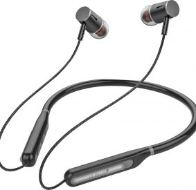 HI-PLUS Neckband Bluetooth Earphones with Mic