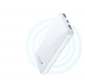HI-Plus Wireless Mobile Charger Power Bank 10000 mAh
