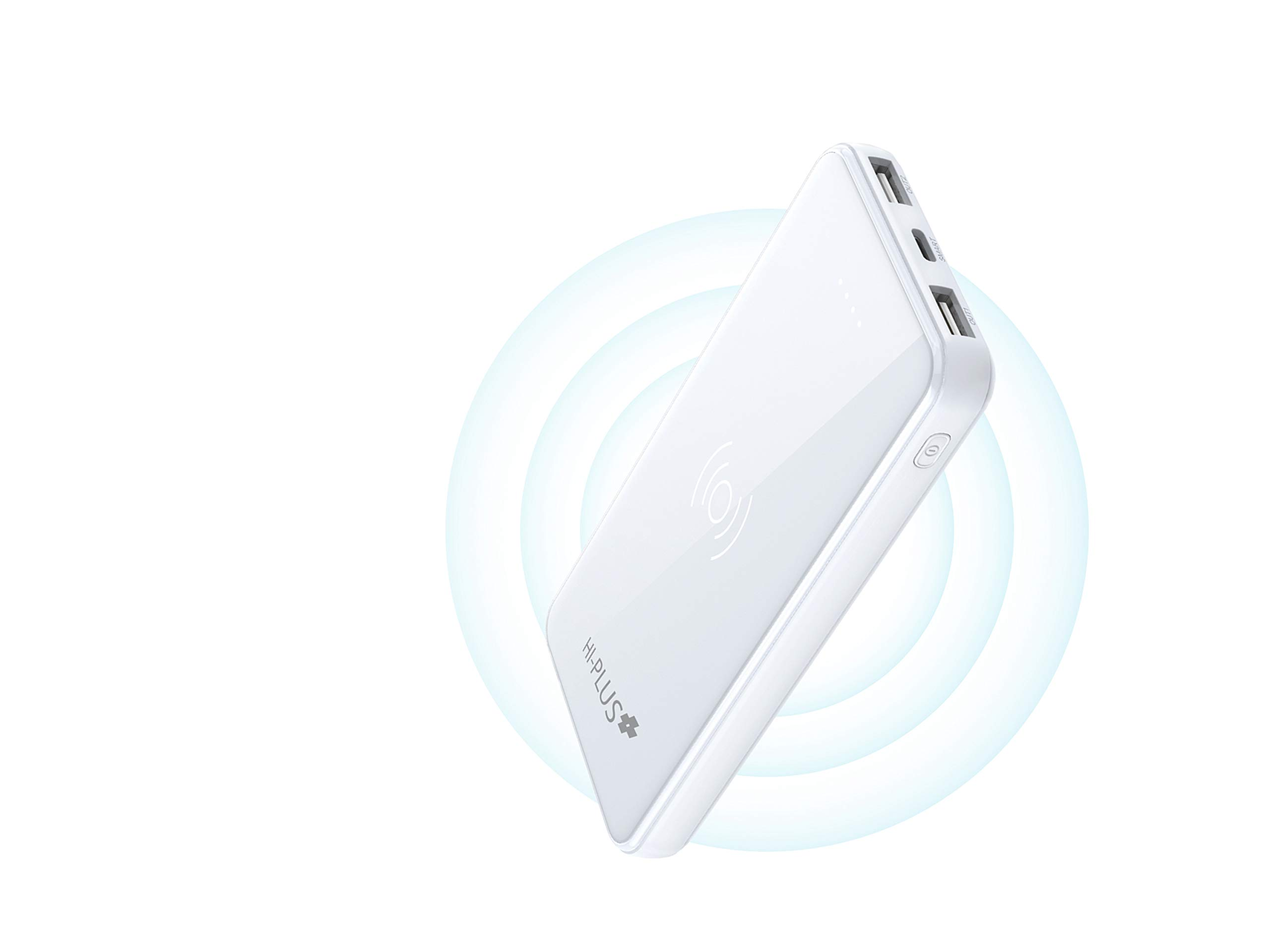 Wireless Mobile Charger Power Bank 10000 mAh