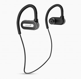 HI-PLUS HP-111 Wireless Backband Bluetooth Headset with Mic