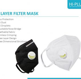 5 LAYERED FILTER MASK