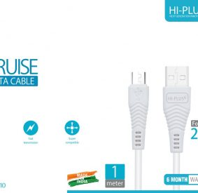 HP-710 2.4A CRUISE USB CABLE (ANDROID PIN)